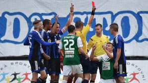 ФК Копенхаген взе своето в Чехия (видео)