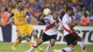 Без голове в първия финал на Копа Либертадорес (видео)