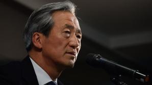 Южнокореец също се включва в борбата за поста президент на ФИФА