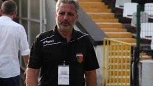 Христо Колев: Готови сме за дербито, за нас е чест да играем в него
