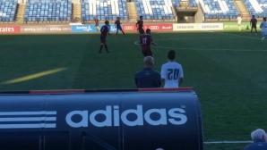 Нашият Шамов игра срещу Реал Мадрид на Зидан
