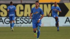 Стоев води само 16 футболисти в Разград