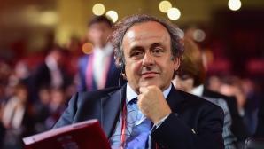 Италианската федерация подкрепя Платини