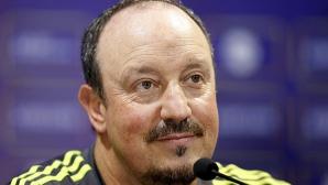 Бенитес: Ако има нов, той трябва да е по-добър от моите футболисти