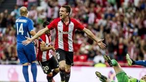 """Сезонът на испанския футбол започна с победа на """"Сан Мамес"""""""