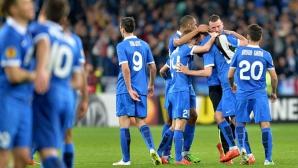 Отбор на етнически българи посреща финалиста в Лига Европа