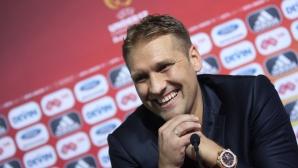 Специално завръщане за Стилиян Петров