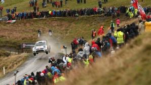 Рали Китай може да измести Рали Великобритания от календара на WRC