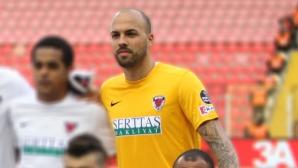 Ники Михайлов не допусна гол в последната контрола