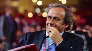 КОНМЕБОЛ ще подкрепи Мишел Платини на изборите за президент на ФИФА
