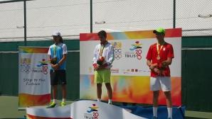 Шампионът: Много съм щастлив, успях да играя най-добрия си тенис