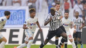 Загуба от Марсилия и още една лоша новина за Юве (видео)