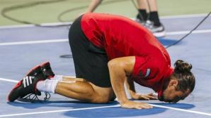 Иснър срещу Багдатис на финала в Атланта