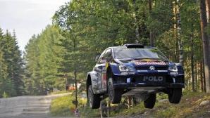 Латвала с втора поредна победа на рали Финландия