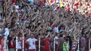 ЦСКА се хвали с продажбата на голямо количество абонаментни карти