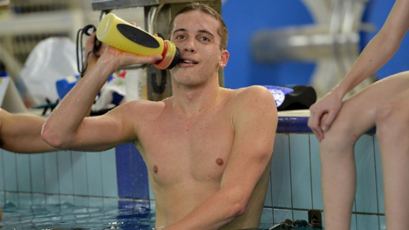 Мартин Желев отпадна в квалификациите на 100 метра гръб на световното