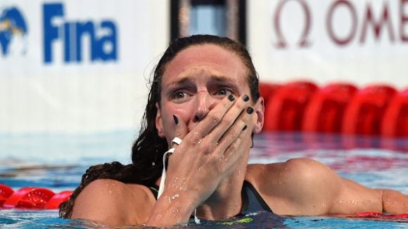 Катинка Хосшу счупи рекорда на 200 съчетано