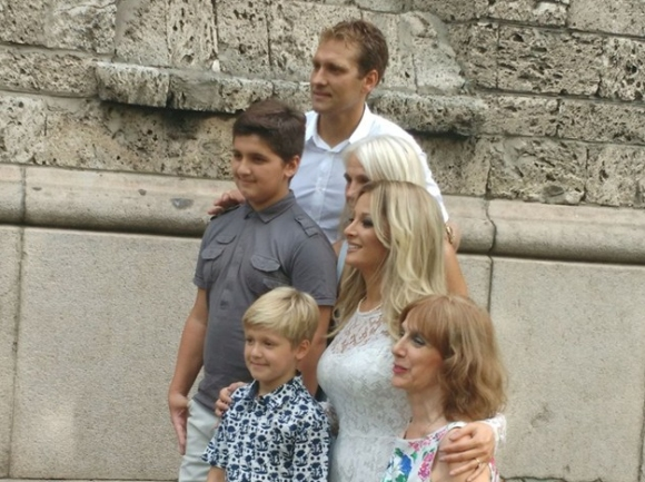Стилиян Петров: Най-сетне съм щастлив след болестта!
