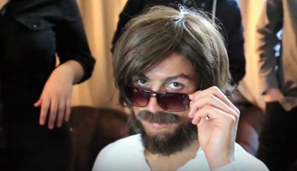 "Вижте какво шоу направи ""скитникът"" Кристиано Роналдо (видео)"