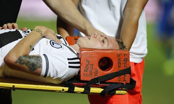 УЕФА присъди служебна победа за Легия за инцидентите в Албания