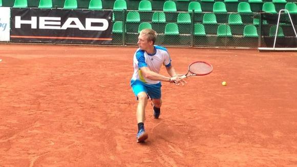 Търпов се класира за втория кръг на турнир в Търнава
