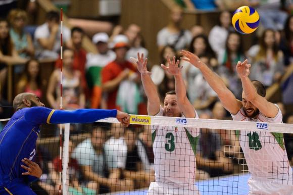 Продажбата на билети за Евроволей 2015 започна при атрактивни цени и отстъпки