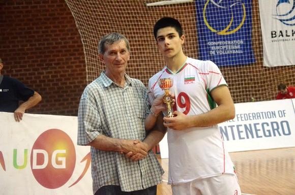 Николай Манчев: Целият отбор сме доволни и се чувстваме страхотно
