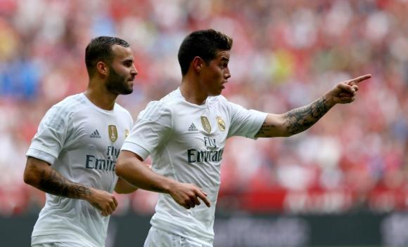 Реал Мадрид сломи Тотнъм и ще играе финал на Audi Cup (видео + галерия)