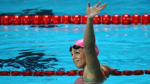 Ефимова донесе първото злато на Русия в плуването