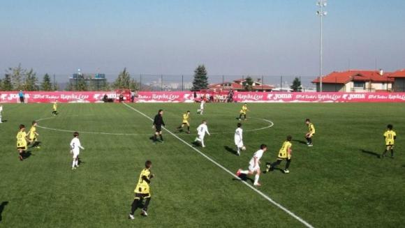 Младият софийски клуб БМ Спорт ще има вече и мъжки отбор