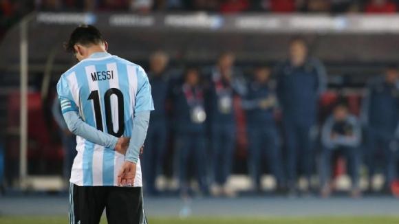 Мартино: Ако бях Меси, нямаше да играя за националния отбор