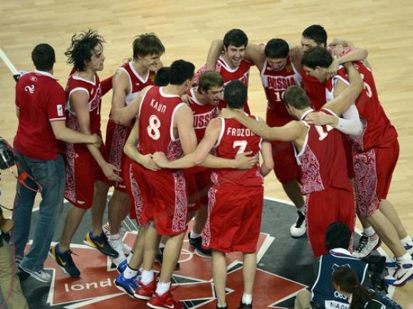 Спорт-Експресс: ФИБА позволява на Русия да играе на Евробаскет 2015
