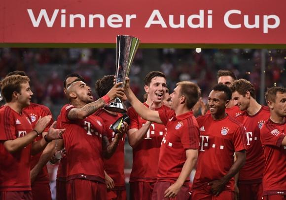 Байерн повали Реал Мадрид и спечели Audi Cup (видео + галерия)