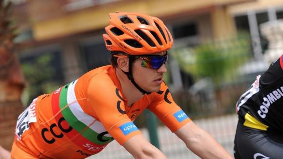 Николай Михайлов завърши 74-и в четвъртия етап на Обиколката на Полша