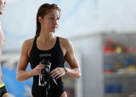 Нина Рангелова 23-а на 100 метра свободен стил на световното в Казан