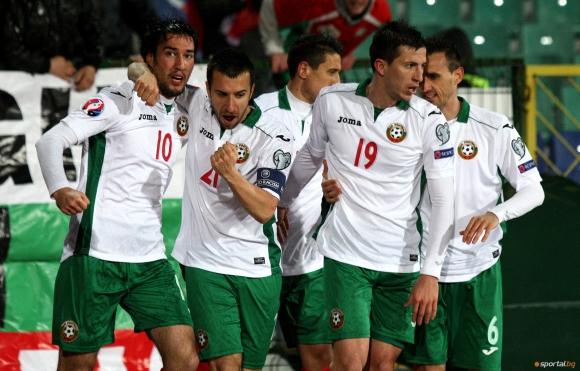 България пада в ранглистата на ФИФА - само можем да мечтаем за класирането на Албания