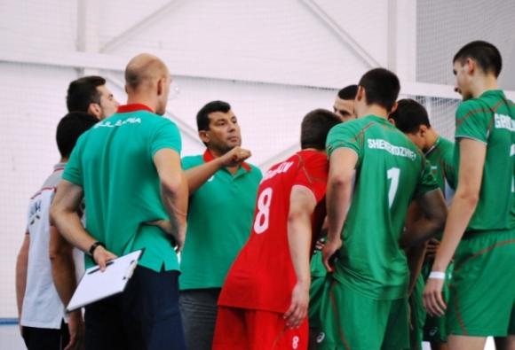 Юношите на България победиха Иран