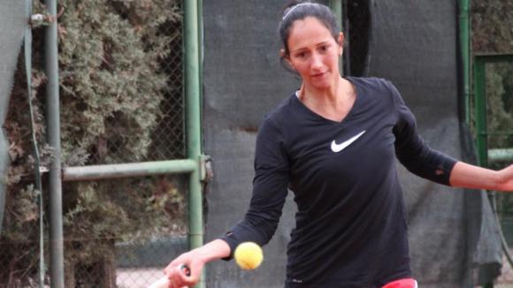 Найденова отпадна на полуфиналите на двойки в Испания