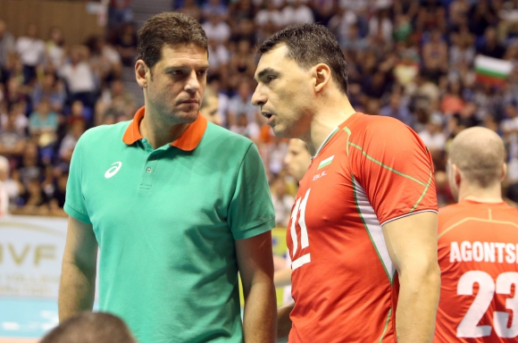 """Волейболните ни национали ще тренират в """"Арена Ботевград"""""""