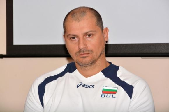 Николай Иванов стана мениджър на волейболните национали до 19 години