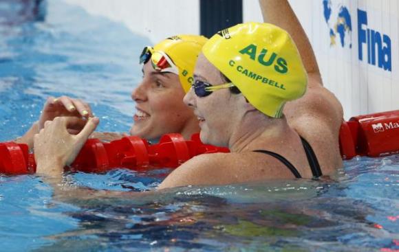 Австралийка триумфира на 100 метра свободен стил