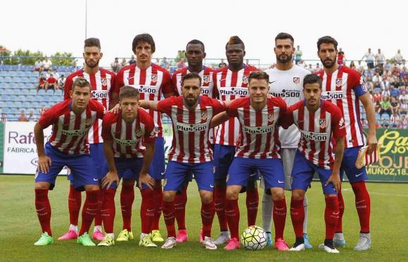 Джаксън Мартинес дебютира за Атлетико при 0:0
