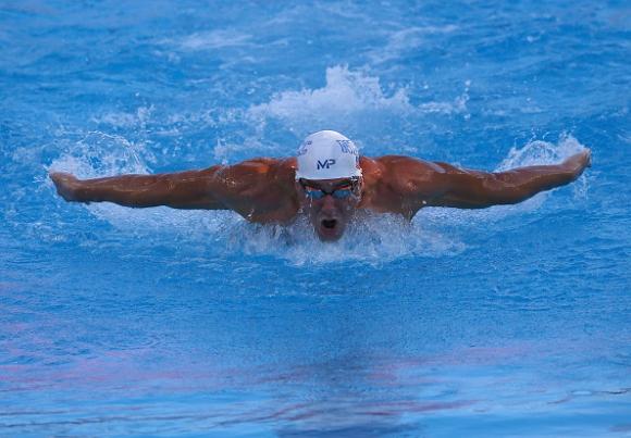 Фелпс спечели държавната титла на 200 метра бътерфлай