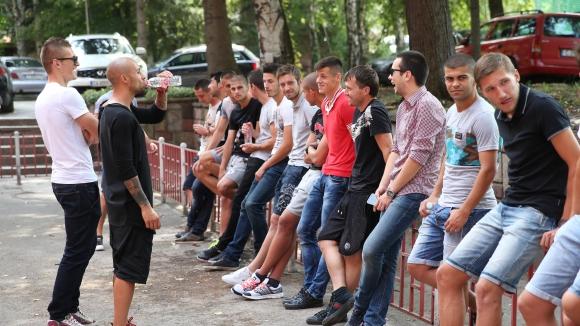Изменение: ЦСКА ще картотекира играчите през старото дружество, утре приема Струмска слава