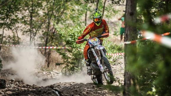 Теодор Кабакчиев стартира в първия кръг от източноевропейското по екстрийм ендуро в Румъния