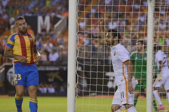 Салах и Йоветич вече радват феновете на Рома и Интер