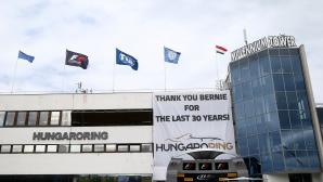 """Унгария отдели 80 милиона евро за реконструкция на """"Хунгароринг"""""""