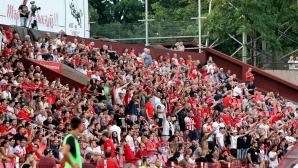 Феновете на ЦСКА имат страховита репутация и в САЩ