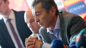 Изпити в ЦСКА, който ги издържи - остава