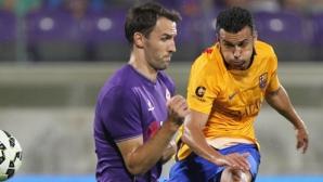 Юнайтед изпрати делегация в Барселона за Педро